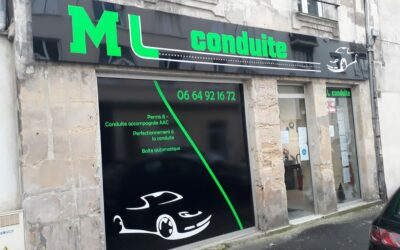 Nouveau ML CONDUITE à Caen